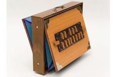 """What the Heck Is a Shruti Box? NOVEMBER 9, 2015 by JEREMY YOUNG shruti box A """"shruti box"""" (also called surpeti) is an instrument predominantly used in Indian classical music that follows the same concept as a harmonium, or pump organ. Its design makes use of one or two bellows that push air through tuned metal reeds inside the box. The reeds, which replace keys, are effectively controlled by the performer by opening and closing small flaps to either mute a tone, or let it resonate. While it…"""