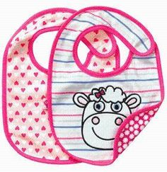 Tiny Tillia- 2 Pink Bibs- $9.49 www.youravon.com/cshane