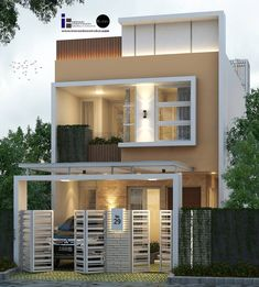 Gambar Rumah Minimalis 2 Lantai 6x6