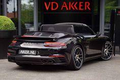 Porsche 991 Turbo S Cabriolet - Occasion - VD AKKER