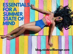 Summer Essentials: From beachy (yet fashionable!) wear to glowing (yet protected!) and smooth skin without the spa price. #summeressentials #summer