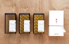 Alishan Tea Science - The Dieline -