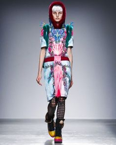 Manish Arora. A/W 15'. Indian Couture.