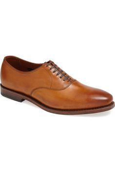 Allen Edmonds 'Carlyle' Plain Toe Oxford (Men) available at #Nordstrom
