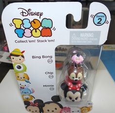 Disney Tsum Tsum 3 Pack Mini Figures NEW! #JAKKSPacific