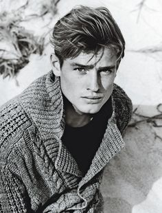 This Season's New Men's Sweaters: Perfect Wardrobe : Details