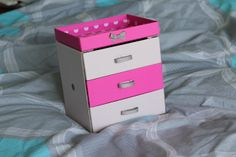 Myteefine : Glossybox DIY Drawers!