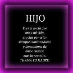 Juan Sebastian Jimenez Naranjo Son Quotes, Daughter Quotes, Mother Quotes, Faith Quotes, Words Quotes, Love U So Much, I Love My Son, Mothers Quotes To Children, Self Confidence Tips