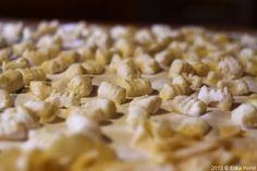 Nhoque de Batata como na Toscana