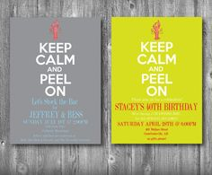 Crawfish Boil Invitations by stellajenn on Etsy, $12.00