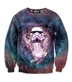 Beloved Shirts Cat Trooper Sweatshirt - Premium All Over Print Sweatshirts - Medium Beloved Shirts http://www.amazon.com/dp/B01788IZZ8/ref=cm_sw_r_pi_dp_nb0Ywb1THCKNW