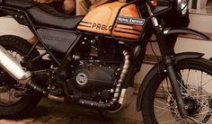 Himalayan Royal Enfield, Bullet Bike Royal Enfield, Royal Enfield Accessories, Royal Enfield Modified, Enfield Bike, Motorcycle Style, Custom Bikes, Motocross, Motorbikes