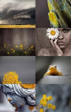 "Art Passion Bijoux by Sara, Etsy treasury: ""Yellow & Grey World"" - You can find it here: https://www.etsy.com/treasury/MjYxNzA5NjZ8MjcyNDg2MTExMg/yellow-grey-world  --Pinned with TreasuryPin.com"