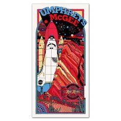 UM Red Rocks 2014 Poster