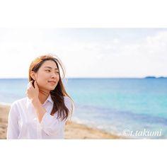 【takumi_taira】さんのInstagramをピンしています。 《ビーチでモデル撮影。 透明感が凄くて笑顔がとても可愛い方でした✨ モデルさん、アーティストさんのプロフィール撮影行っています。お気軽にご連絡ください😊 . . . . smile photo  http://smilephoto-t.com  #笑顔 #smile #モデル撮影 #女の子 #ビーチ #海 #青空 #smilephoto_t #カメラマン #沖縄 #okinawa #portrait #ロケーションフォト #beautiful #写真好きな人と繋がりたい #東京カメラ部》