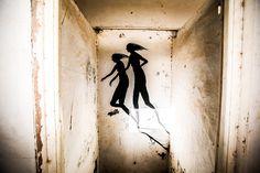 David de la Mano (Spain) #streetart #erriadh #djerba #tunisia #surrealism #acrylic