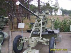 37 mm automatic air defense gun M1939  was a Soviet anti-aircraft gun used during World War II