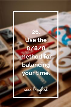 Probably the best set of tips yet!!!! [45 Tips for Staying Organized in College - Sara Laughed]