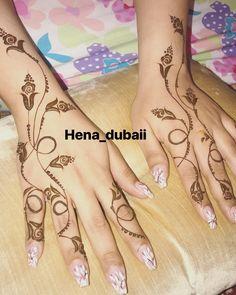 لي يبي يحجز  الحناء  ايكلمني في واتساب 0505696686   To apply  henna WhatsApp me  bookings for events call 0505696686  #henna #henna_dubaii #حناء #حنايات #حنا_عروس #حناء_اماراتي #mydubai #Dubai #jumairah #dubai_mall #burjkhalifa #burjalarab Floral Henna Designs, Hena Designs, Finger Henna Designs, Arabic Henna Designs, Modern Mehndi Designs, Mehndi Design Pictures, Latest Mehndi Designs, Mehndi Images, Henna Tattoo Designs