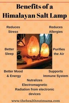 of Himalayan Salt Lamps 9 Amazing Benefits of Himalayan Salt Lamps! Even the powder room! 9 Amazing Benefits of Himalayan Salt Lamps! Even the powder room! Calendula Benefits, Matcha Benefits, Lemon Benefits, Coconut Health Benefits, Himalayan Salt Benefits, Himalayan Salt Lamp, Eat Better, Better Health, Energie Positive