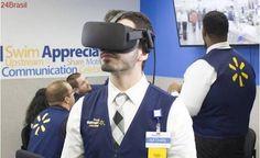 Rede de supermercados usa a realidade virtual para treinar seus funcionários
