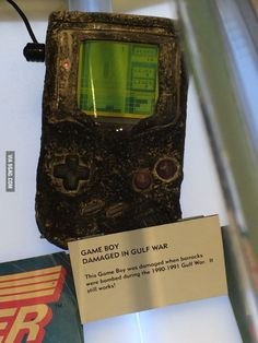 GG GameBoy.