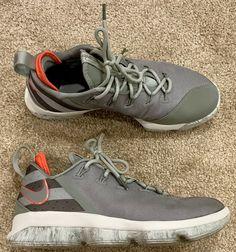 7a4b688475 Nike Men's Lebron 14 XIV Low Dunkman Basketball Shoes Dark Stucco 9.5 878636  003 #fashion