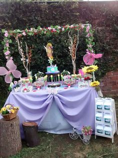 Tinkerbell Birthday Party Ideas | Photo 9 of 19 | Catch My Party