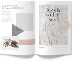 Jenah, a jewellery brand    Blend   A creative agency