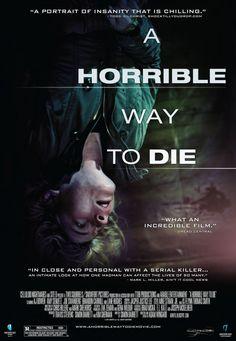 Korkunc Olum - A Horrible Way To Die - 2010 - BRRip Film Afis Movie Poster
