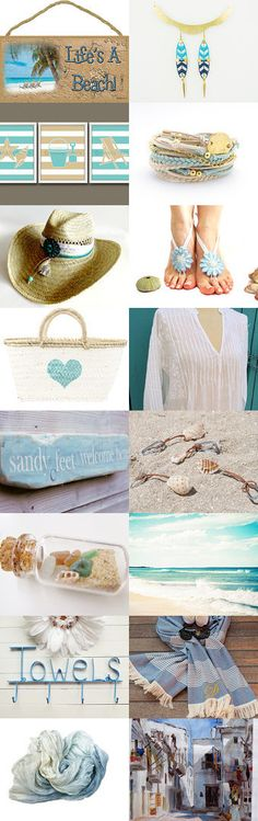 Summer feeling by Ellen on Etsy--Pinned with TreasuryPin.com