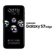QUEEN BAND C0009 Samsung Galaxy S7 Edge Case