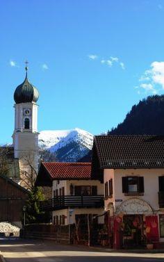 Oberammergau, Bavaria Germany