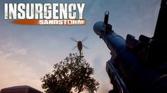 Insurgency Sandstorm Gameplay - Helicopter Takedown