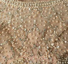 Dior detail, c.1959, designed YSL