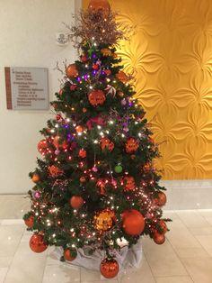 Christmas Tree www.extra-mile-travel.com