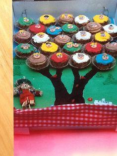 Cake family tree cake
