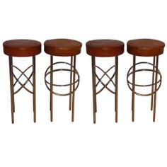 these bar stools are BANANAS!