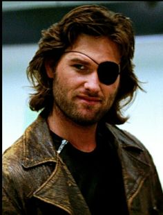 Kurt Russell Snake Plissken. Was on my list, had to be booted for turkey neck....sorry Kurt.