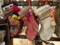 Free People Christmas Stockings