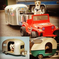 New Camper For Scottie Dogs  Vintage RETRO Or Just Plain Fun  Pinter