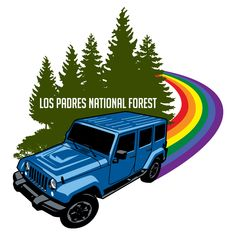 T-shirt design Los Padres National Forest, Monster Trucks, Shirt Designs, Artist, T Shirt, Tee, Artists, Tee Shirt