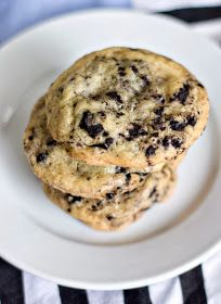 Just a good recipe: Cookies and cream cookies