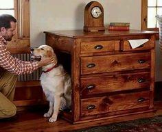 diy furniture dog beds | DIY Furniture / Dog bed