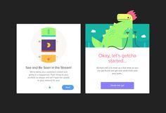 Design and Illustration by James Barnes Game Design, Logo Design, Pop Up Window, Ui Patterns, Dashboard Design, Design Language, Wedding With Kids, User Interface Design, App Ui