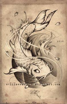Carpe Koi  by *o-LilSweets-o