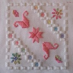 Tópicos: DMC perle n º 5 (White, 894) / Gloriana Princesa perle & princesa Perle infantil (Jardim Laura)