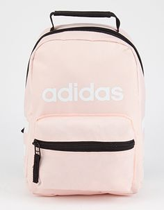ADIDAS Santiago Lunch Bag Pink Tumblr Rucksack 62cc06a59390b