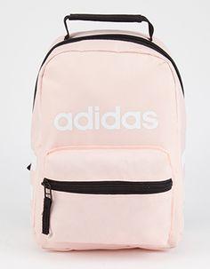 64fe565f471a ADIDAS Santiago Lunch Bag Pink Tumblr Rucksack