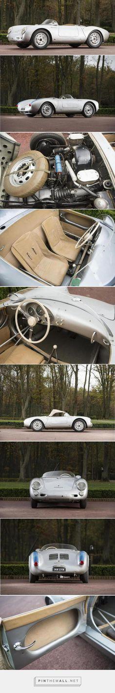 1956 Porsche 550 Rennsport Spyder